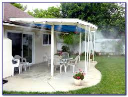 Misters For Patio by Patio Misting Systems Home Design Inspiration Ideas And Pictures