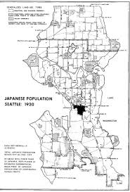 Map Queen Anne Seattle by Segregation Maps