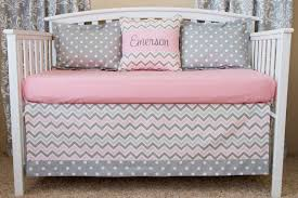 Pink Chevron Crib Bedding Bedding Pink Lace Chevron Toddler Bedding Set Kidkraft 77029 W N