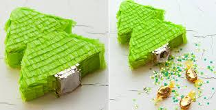 how to make mini tree piñata diy crafts handimania