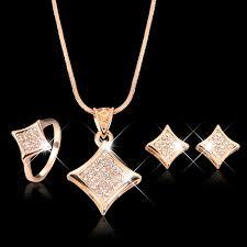 golden girl necklace images 2015 hot sale girl banquet crystal golden chain necklace square jpg