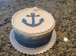 anchor baby shower anchor baby shower cake cakecentral