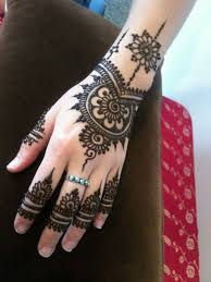 35 back mehndi design ideas for eid 2015