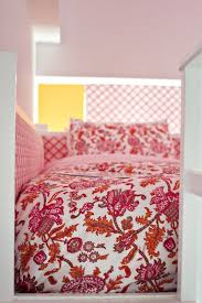 Pink And Orange Bedroom Amazing Pink And Orange Loft Bedroom For Two Girls Kidsomania