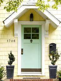 Paint A Front Door by 6 Creative Ways To Freshen Up Your Front Porch On A Budget