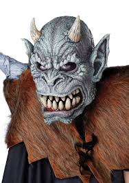 masks spirit halloween gargoyle ani motion mask