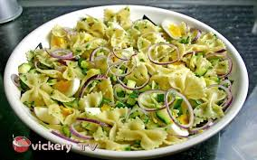 cuisine courgette phil s vickery tv courgette pasta and egg salad