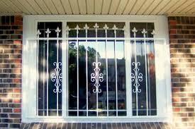 interior burglar bars u2014 wow pictures safe your home with burglar