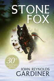 stone fox lesson plan scholastic