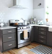 White Kitchen Cabinet Styles by Magnificent White Kitchen With Granite My Home Design Journey