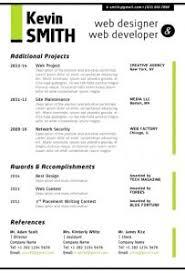 Graphic And Web Designer Resume Resume Format For Web Designer Resume Ideas