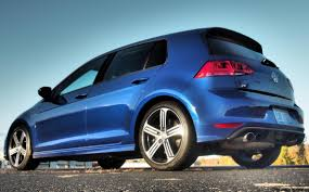 2016 vw golf r road test review by lyndon johnson