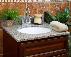 Granite Countertops For Bathroom Vanities Granite Vanity Tops