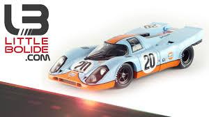 Porsche 917 K Gulf 24h Du Mans 1970 187584 Norev 1 18