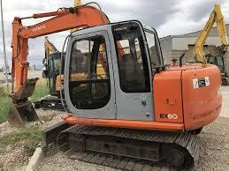 ex80 excavator dogface heavy equipment sales