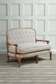 fontain french vintage style 2 seater sofa oatmeal my furniture