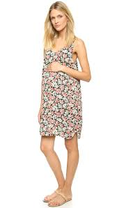 rosie pope gwen maternity dress party floral lyst