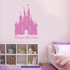 24 disney castle wall decal item disney princess castle wall disney princess castle girls room love wall art decal sticker vinyl