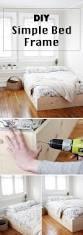 cool bedframes best 25 cool bed frames ideas on pinterest pallet bed frames