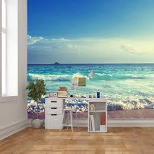 create a wall wall murals photo wallpaper canvas prints seychelles beach wall mural