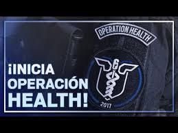 medica siege rainbow six siege inicia operación health