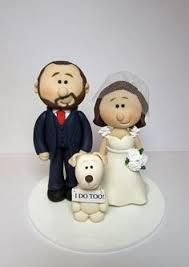novelty bride and groom wedding cake topper 27 jpg 360 516