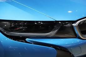 Bmw I8 Headlights - experience the laser lights in the bmw i8 youtube