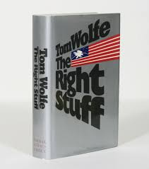 the right stuff tom wolfe 1st edition