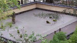 枯山水 karesansui japanese rock garden picture of portland
