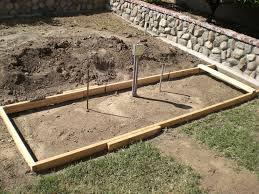 how to build a backyard barbecue home design garden