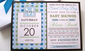 customized baby shower invites gangcraft net