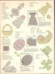magnets for plastic canvas 1983 vintage original cross