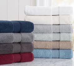 How To Wash Colored Towels - pb classic towels pottery barn