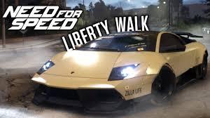 Lamborghini Murcielago Widebody - need for speed 2015 liberty walk lamborghini murcielago speed