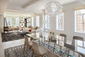 Interesting Dining Room Crystal Lighting Transitional Alluring - Crystal chandelier dining room