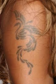 melanie brown u0027s tattoos u0026 meanings steal her style