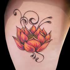 beautiful lotus flower tattoos fantastic
