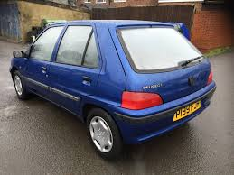 peugeot 106 used blue peugeot 106 for sale rac cars