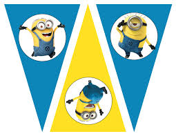 diy design den minion birthday party with free printables free
