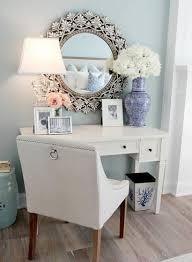 Small Desk Vanity Makeup Vanity Ideas Inspiration Makeup Vanities Vanities And