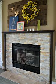 our diy fireplace mantel laughing abi