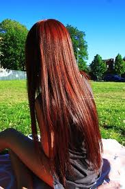 coke blowout hairstyle 32 best cherry cola hair fall here i come images on