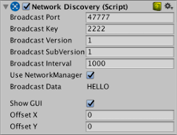 unity networking tutorial pdf unity manual network discovery