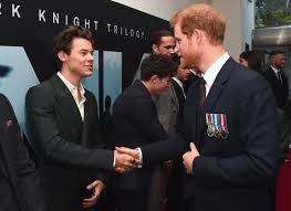 prince harry the internet is thrilled harry styles just met prince harry time
