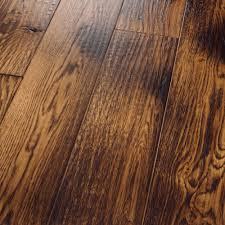 Laminate Flooring Hand Scraped Homerwood White Oak Smoked Cinnamon Sandstone 3