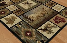 pine cone area rug lodge area rug roselawnlutheran
