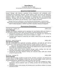 operations manager resume operations manager resume inssite
