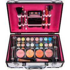 Makeup Kit shany all in one makeup kit silver walmart