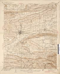 Map Of Golden Colorado by