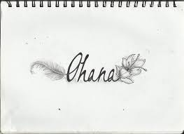 ohana tattoo stencil pictures to pin on pinterest tattooskid